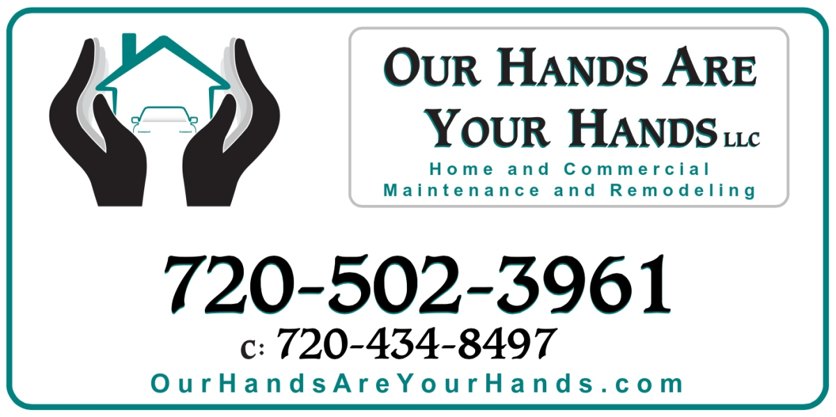 Our Hands Are Your Hands SIGN